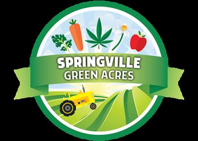 original logo design organic farm