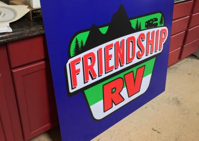 Friendship RV: Sign 2